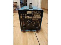 Clarke Weld 190TE Turbo Generator CHEAP
