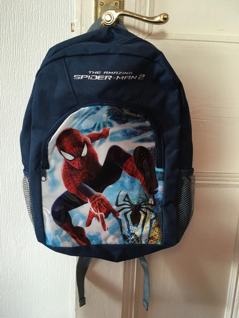 Spider-Man bag-new