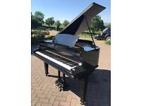 Monington & Weston Black Baby Grand piano |Belfast Pianos| Free Delivery |