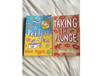 Girls fiction books