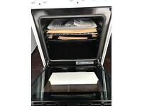 currys essential 50cm electric cooker oven & grill never been used