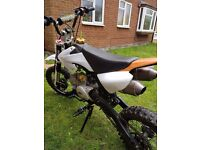 M2r 125cc pitbike and new version ps4 slim with 4 games limited edition pad etc swaps wot you got???