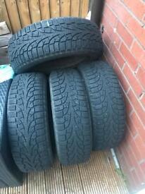 Audi vw seat skoda pirelli winter wheels 15