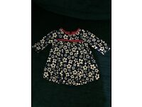 Cute - Tunics 1£ each : Tu and George brand for 0-3months baby girl