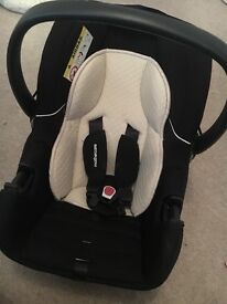 Mother care ziba car seat