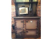 Antique Wellstood Range Cooker/heater
