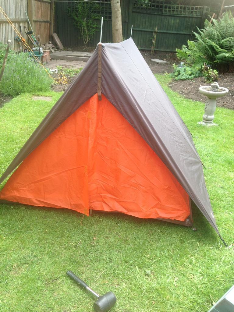 Two Person A Frame Tent In Kings Norton West Midlands