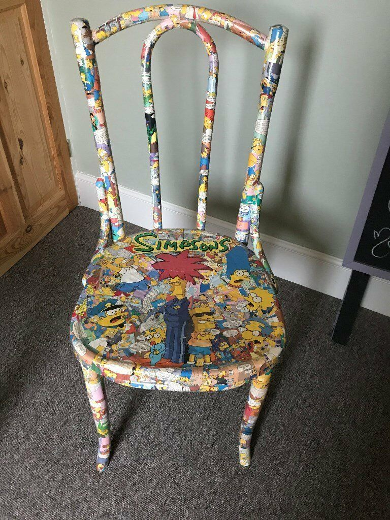 Simpsons Chair
