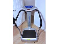 Pro Vibration Plate - very good condition - hardly used