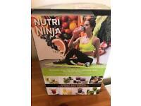 Nutri ninja juicer