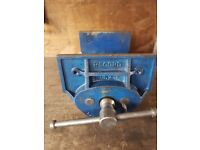 Record no 52 1/2 E Woodworking Vice - Clamp - Vise - Made in England