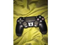 Wired Dualshock PS4 Controller