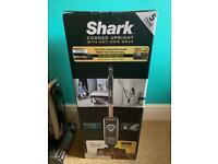 Shark lift away anti-hair wrap vacuum