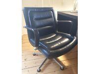 Kusch+Co - Rare vintage modernist style executive office chair - circa 1980