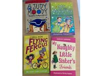 """Books for girls """"Judy Moody """" and…"""