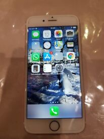 IPHONE 6S. 16GB PINK