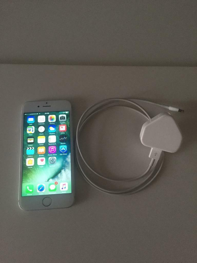 iPhone 6 64gb unlocked with accessoriesin Stoke on Trent, StaffordshireGumtree - iPhone 6 64gb unlocked to any network in great condition.64gb so massive memory for pics, videos apps and music!!! Comes with brand new genuine Apple wall charger and USB lead from IPhone 7.Great working condition, calls, text wifi, cameras and...