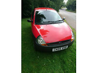 Ford KA 1.3 2005 New MOT Full Serv History