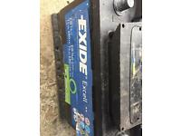 Car battery for sale x2