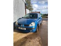 1.5 dci Clio for the fields / parts or repair