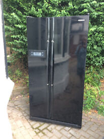 Samsung american fridge freezer for sale