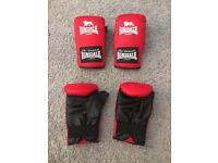 Londsale boxing mits/ bag gloves