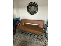 "Dwell sofa bed ""1960s retro design"" - great practical and design item"