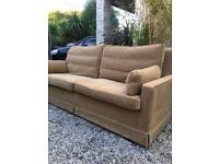 Stunning Laura Ashley /Duresta Style Sofa. Can possibly deliver