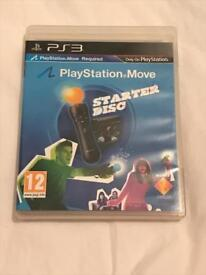 PlayStationMove Starter Disc PS3