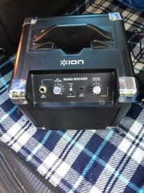Ion Bluetooth speakers