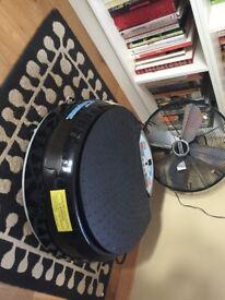 vibra power disc machine