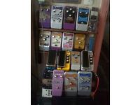Original 70s colorsound guitar effects pedal collection