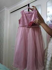 Princess Dress 11-13yrs