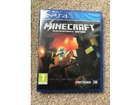 BNIP PS4 Minecraft Game