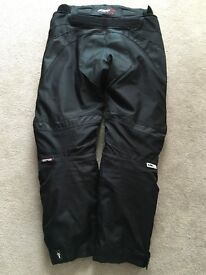 RST Rift Textile Motorbike Trousers - small to medium