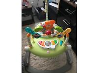 Fisher Price Activity Centre Music & Lights