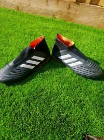 3 excellent football boots size 5