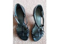 Ladies' Equity dance shoes sizes 4 1/2