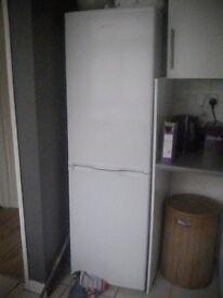White frdge freezer