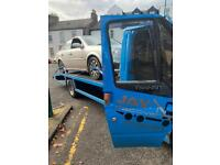 Recovery and vehicle transport cash for scrap cars and vans