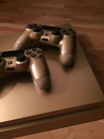 like new with two controller with box for sale
