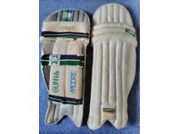 Cricket Batting Pads - Gunn & Moore Youth size