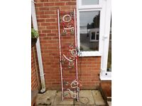 Outdoor Christmas Rope Light Ladder Decoration (multi-function)
