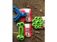 Kong titbit release toys £7.50 for three brand new