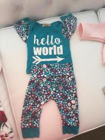0-3 baby girl