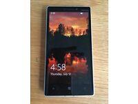 Nokia Lumia 930 Windows Phone & Case - Excellent Condition & Unlocked