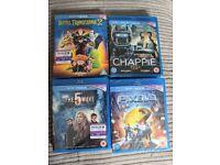 Blu Ray Movies (brand new/ sealed)