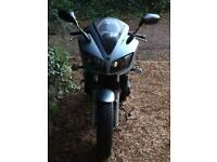 02 fazer up for swaps road legal motor crosser,super moto or similar 250cc+