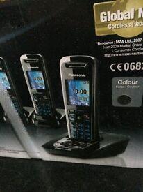 Panasonic Brand Model KX-TG 8423 Digital Cordless Answering System for £ 50.00