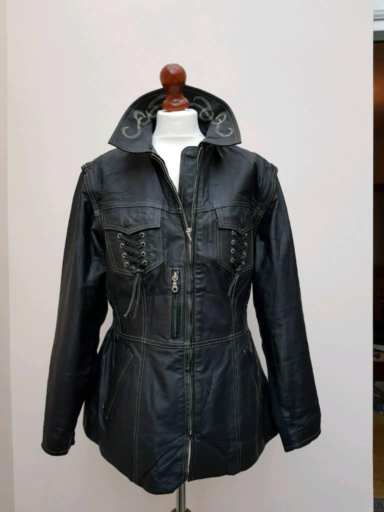 Harley Davidson Jacket Size 14 (L)